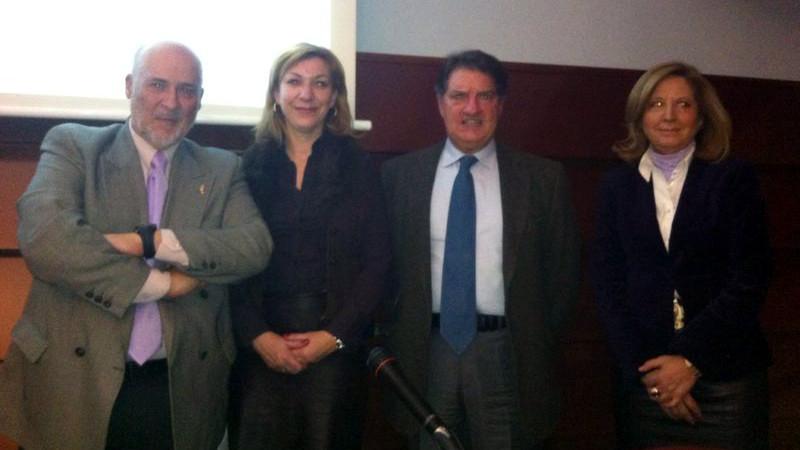 Ponencia de Manuel Amarilla para la Comisión de Psiquiatría del ICOMEM