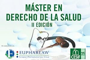 Inauguramos la 2ª edición del Máster de #DerechodelaSalud