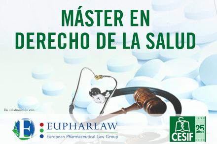 #21NComienza nuestro Máster en Derecho de la Salud