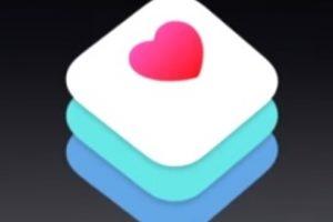 logo healthkit app salud