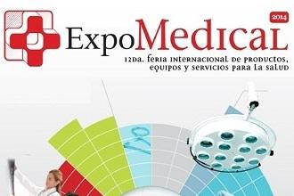 Manuel Amarilla participa en Expomedical 2014 (Argentina)