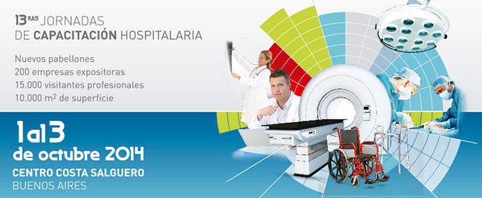Manuel Amarilla de Eupharlaw en expomedical 2014