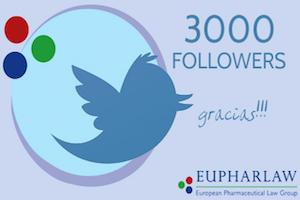 Eupharlaw supera los 3.000 seguidores en Twitter