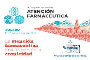 Eupharlaw asiste al IX Congreso de Atención Farmacéutica
