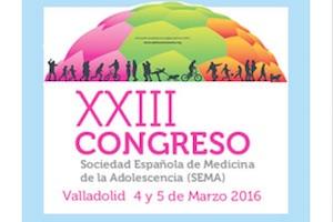 XXIII Congreso de la Sociedad Española de Medicina de la Adolescencia (SEMA)