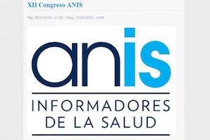 XII Congreso Nacional de Periodismo Sanitario