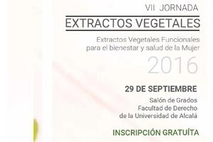 Eupharlaw en la VII Jornada de Extractos Vegetales de la UAH
