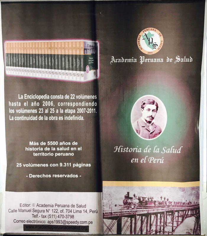 Enciclopedia de la Academia Peruana de la Salud