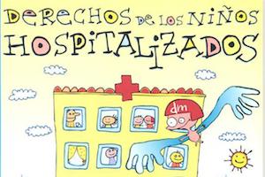 Los Reyes Magos en los hospitales