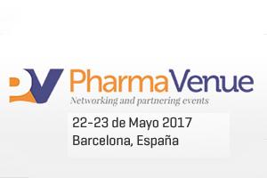 PharmaVenue 2017 este año en Barcelona