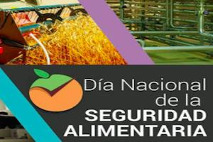 5 de octubre: Día Nacional de la Seguridad Alimentaria