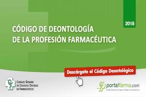La profesión farmacéutica se dota de un Código Deontológico propio