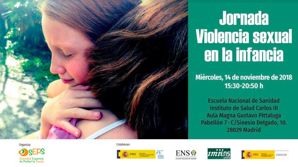 I Jornada sobre violencia sexual en la infancia