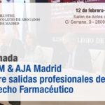 jornada ICAM & AJA Madrid sobre salidas profesionales del Derecho Farmacéutico