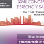 XXVIII Congreso Derecho y Salud