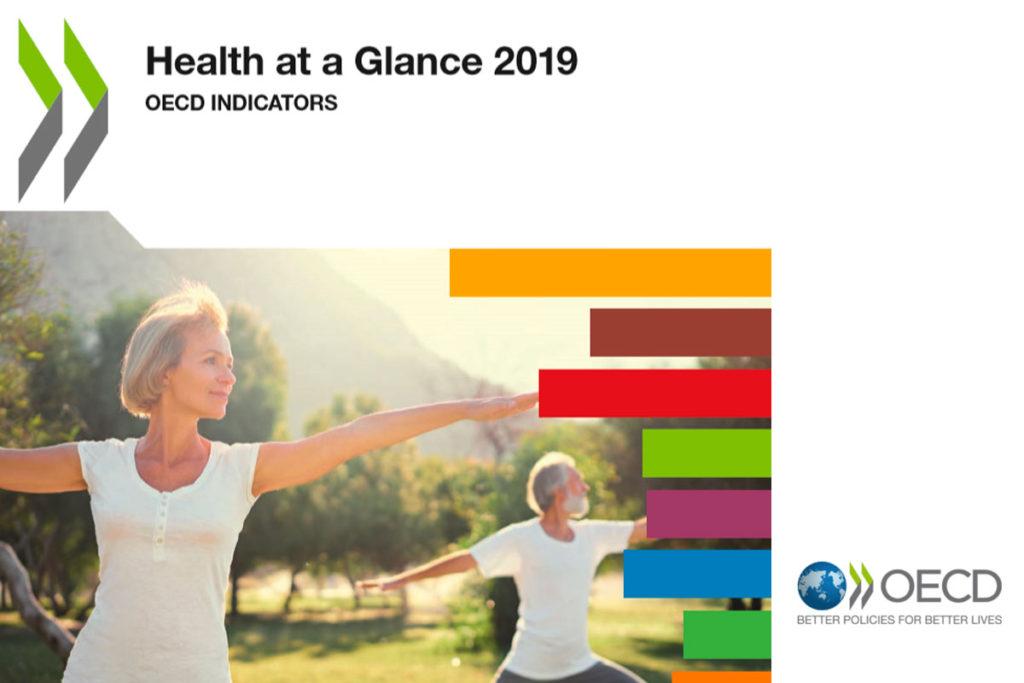 España dedica 3.000 euros por habitante a gasto sanitario, según datos de la OCDE