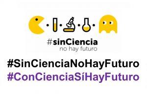 científicos toman las redes para denunciar la situación de la investigación en España y piden más fondos