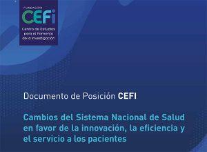 POSICIONAMIENTO DEL CENTRO DE ESTUDIOS PARA EL FOMENTO DE LA INVESTIGACIÓN