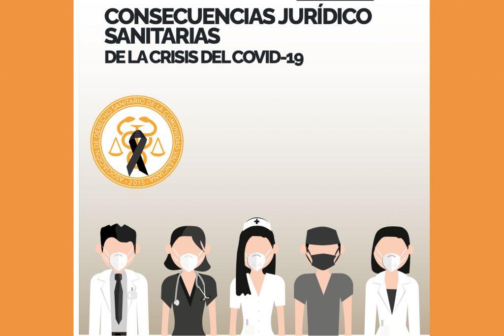 Jornada de la ADSCV sobre consecuencias jurídico-sanitarias de la Covid-19