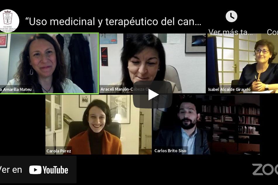 Uso medicinal y terapéutico del cannabis: ¿es posible su reglamentación?