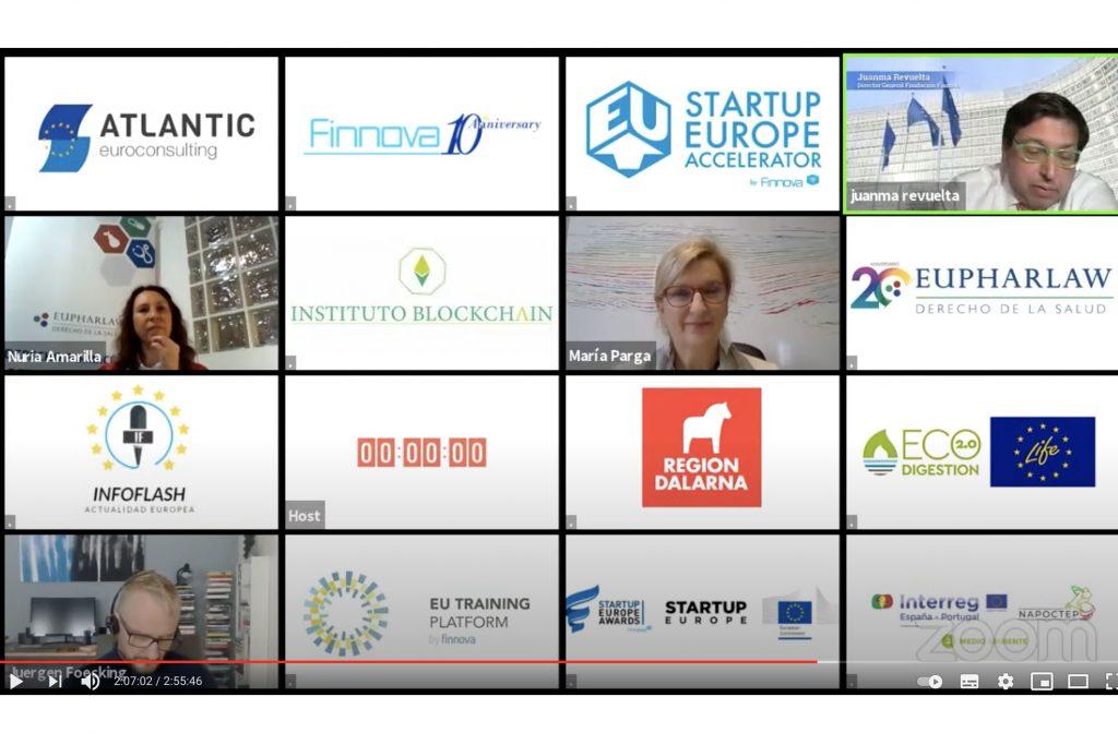 Eupharlaw participa en el evento 'Digital Green Certificate' organizado por Finnova