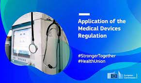 Productos Sanitarios. Application of the medical devices regulation